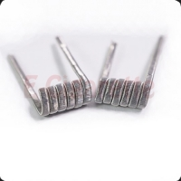 Готовые спирали Romero Three Fused Clapton coil